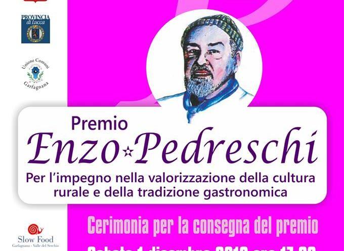 """Aleggia una certa curiosità in vista dell'annuale premio """"Enzo Pedreschi""""."""
