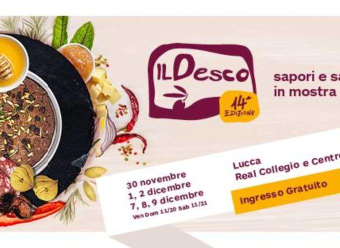 La 14^ edizione de Il Desco 2018 torna a Lucca