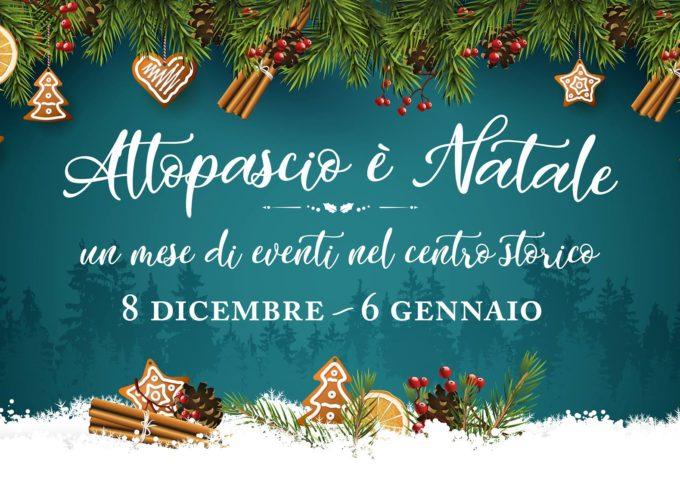 Un mese di eventi nel centro storico di Altopascio,