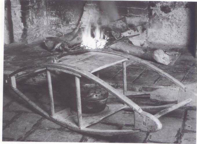 Nella tradizione contadina il focolare era il centro  della vita domestica