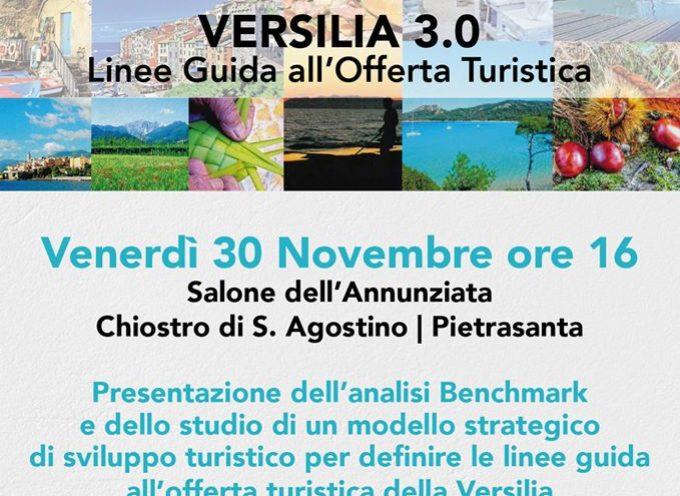 Versilia: quale futuro per il turismo? lo studio in S. Agostino
