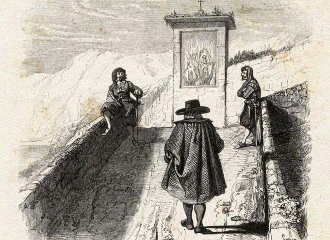 Accadde Oggi, 7 novembre: 1628, la passeggiata di Don Abbondio