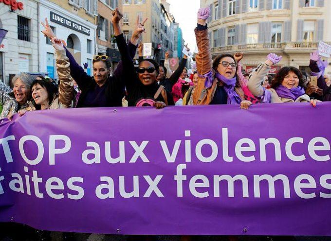 Oggi sono in piazza come te contro la violenza di genere. Domani…?
