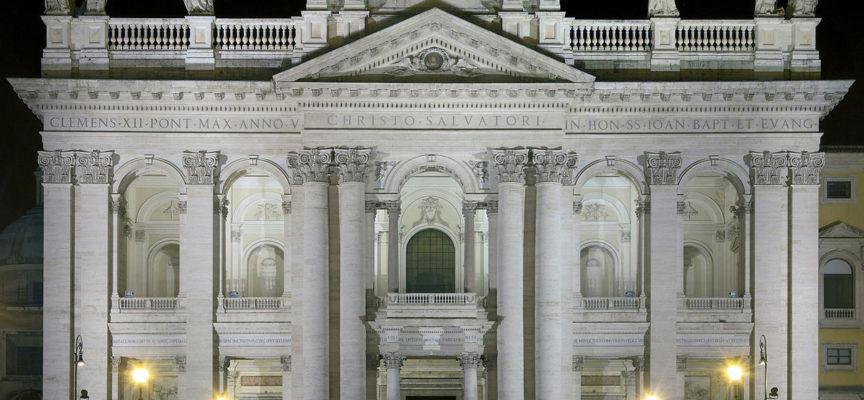 Il Santo del giorno, 9 Novembre 324: Papa Silvestro I° dedica, cioè consacra la Basilica di S. Giovanni – Giovanna da Signa