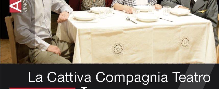 """Aspettando il Lucca Teatro Festival con """"Le Muse  Orfane"""" Venerdì 16 novembre alle 21 all'auditorium Vincenzo Da Massa  Carrara"""
