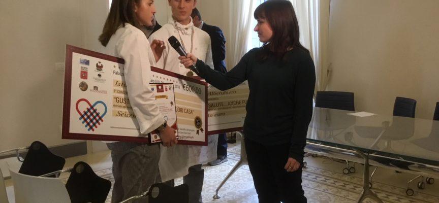 """""""Gusto e salute"""": vincono gli studenti del """"Marconi"""" di Viareggio"""