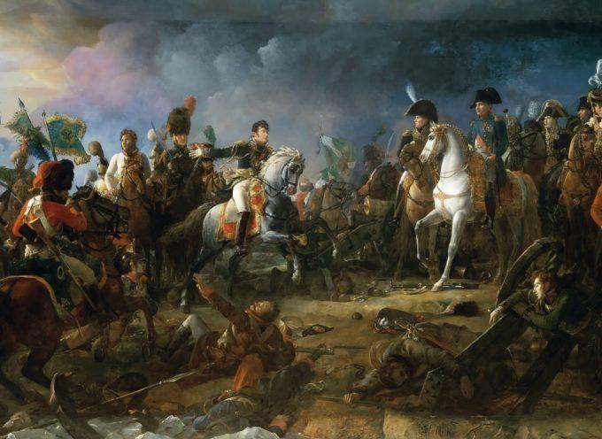 Accadde oggi, 2 Dicembre:1805, Guerre napoleoniche: Battaglia di Austerlitz detta anche dei tre imperatori