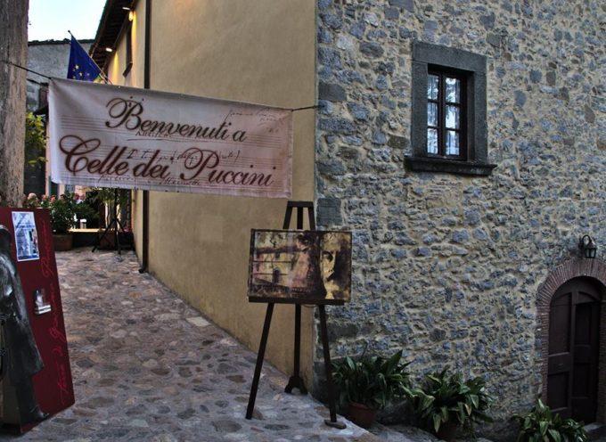 1°DICEMBRE a Celle dei Puccini c'è la passeggiata Il Cammino di Giacomo