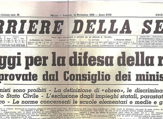 Accadde Oggi, 17 Novembre: 1938, le esecrate leggi razziali in Italia