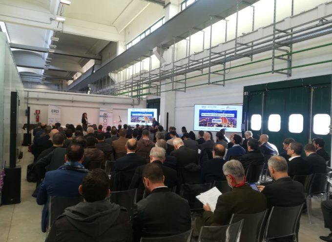DITECFER riunisce a Firenze la Task Force europea  sulla cybersecurity nel ferroviario.