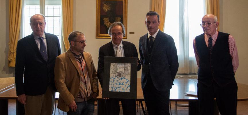 'Orlando Furioso di Antonio Possenti trova casa nella Rocca di Castelnuovo Garfagnana