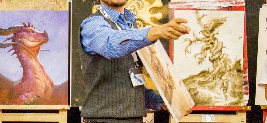 Lucca Comics Da oggi all'asta on line altri originali realizzati durante il festival