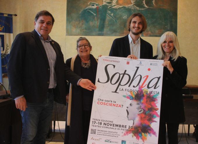 Eventi: Sophia 2018, i grandi nomi della filosofia e della cultura a Pietrasanta