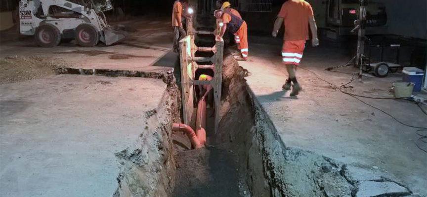SERAVEZZA – Lavori pubblici: approvato l'allaccio della colonia marina alla fognatura di Vittoria Apuana