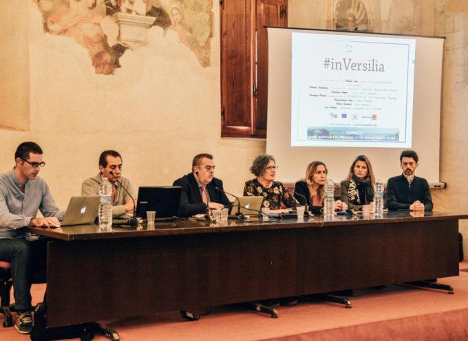 Sala dell'Annunziata gremita per la presentazione di #inVersilia
