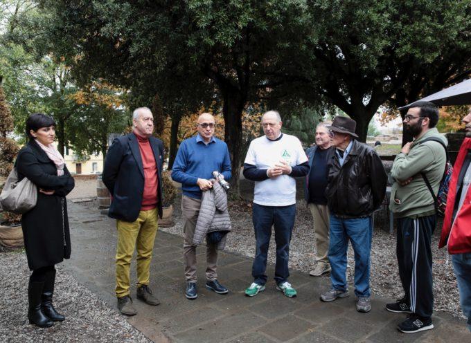 """Lucca: grande partecipazione domenica 11 novembre sulle Mura le iniziative per la """"Giornata mondiale del diabete"""" 2018 –"""