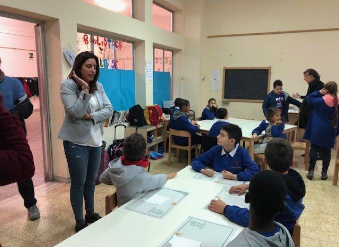 """CRESCE IL PROGETTO """"MENSA IN CLASSE"""" NELLA SCUOLA """"PASCOLI"""" DI ALTOPASCIO"""