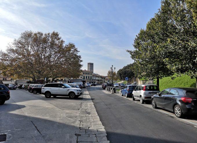 LUCCA – Proseguono le asfaltature sulle strade comunali:
