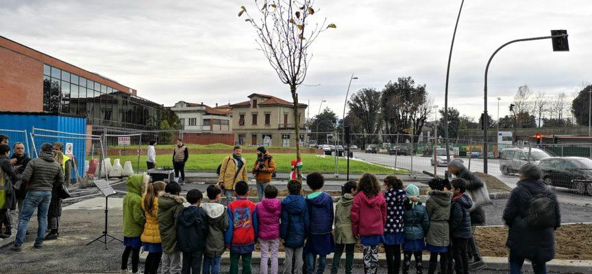 LUCCA –  sceglie la festa nazionale dell'albero per avviare la ripiantumazione di viale Luporini