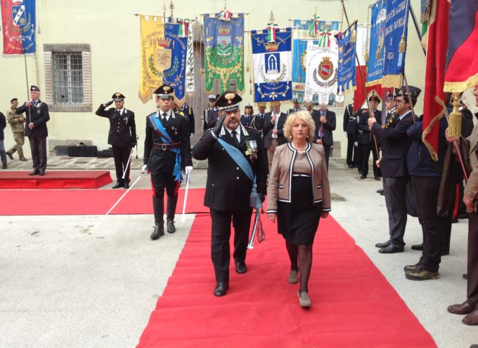 Nel Cortile degli Svizzeri di Palazzo Ducale le celebrazioni del 4 novembre,
