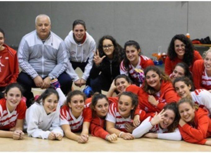 VOLLEY Under 18 Femminile girone C la Polisportiva Capannori espugna il campo del System