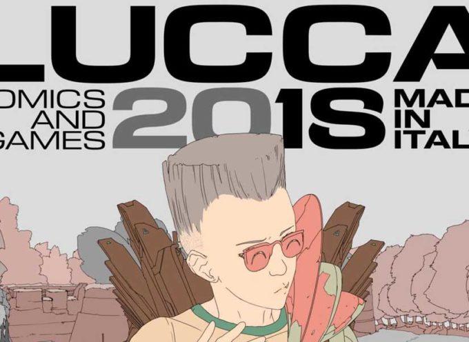 Gli appuntamenti di oggi, 1 novembre 2018, secondo giorno di Lucca Comics