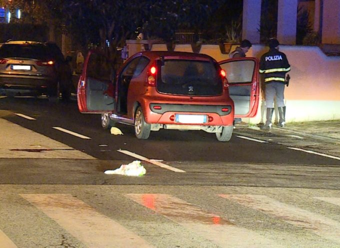 Anziano muore investito da un'auto su viale Luporini