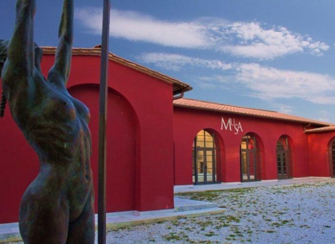 Pietrasanta  per  la fine dell'anno Musa (Museo Virtuale) senza barriere architettoniche