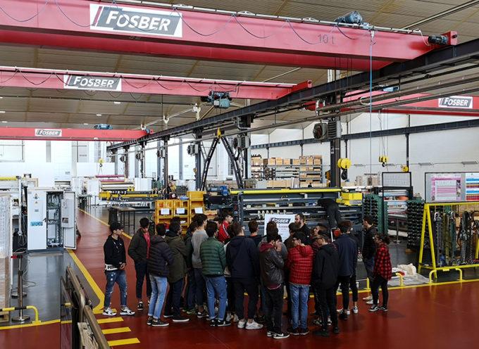 Le aziende LU.ME. Lucca per il PMI Day 2018, accolgono 144 giovani