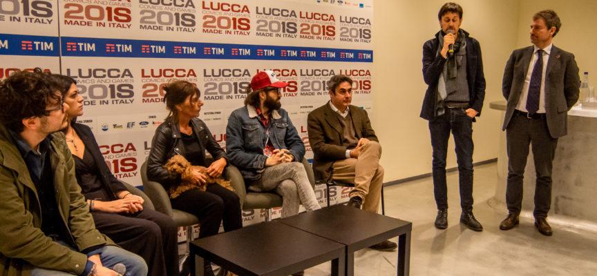 Lucca Comics & Games 2018 Un premio e una mostra in memoria dell'artista lucchese Beatrice La Visionaria