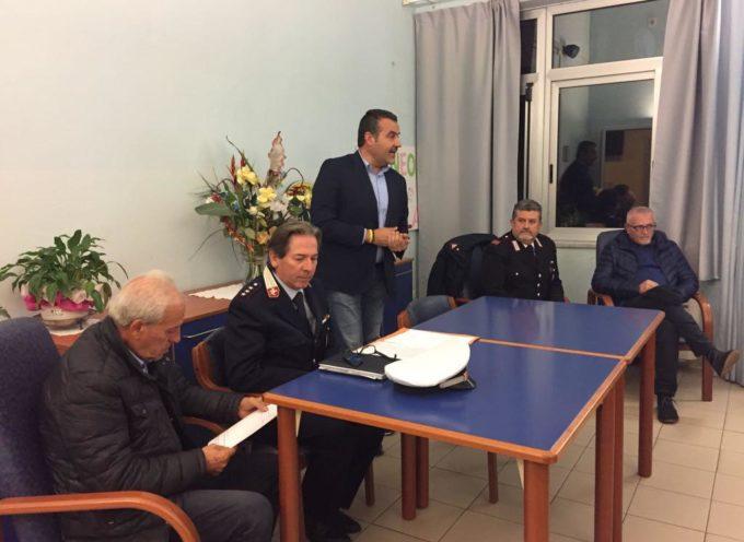 assemblea controllo di vicinato a Rughi, tanti cittadini hanno partecipato