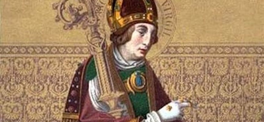 Il Santo del giorno, 27 Novembre: S. Virgilio