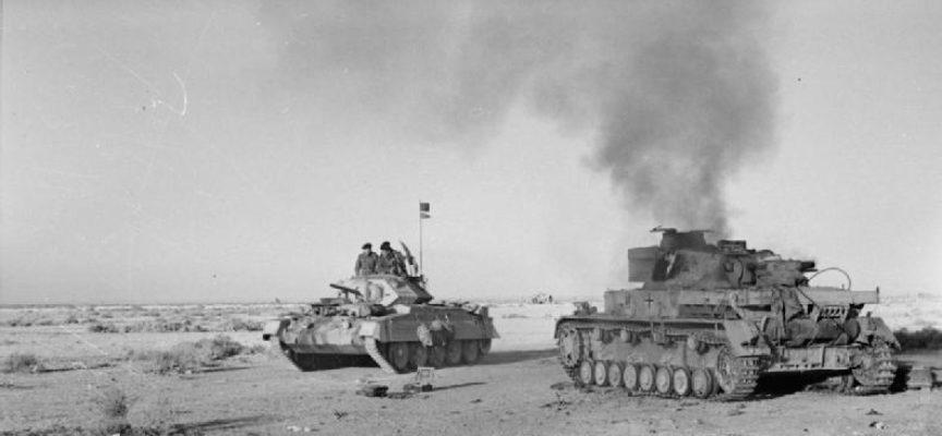 Accadde Oggi, 6 Novembre: 1942, El Alamein: i ragazzi della Folgore finite tutte le munizioni, si consegnano agli Inglesi