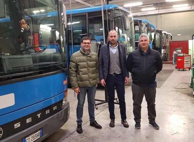 Ctt Nord: presto arriveranno nuovi mezzi su Lucca