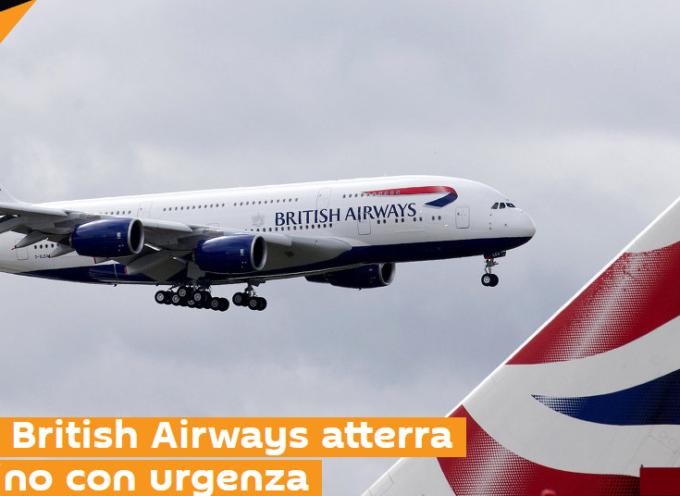 Volo Mosca-Londra: atterraggio di emergenza per problema tecnico.