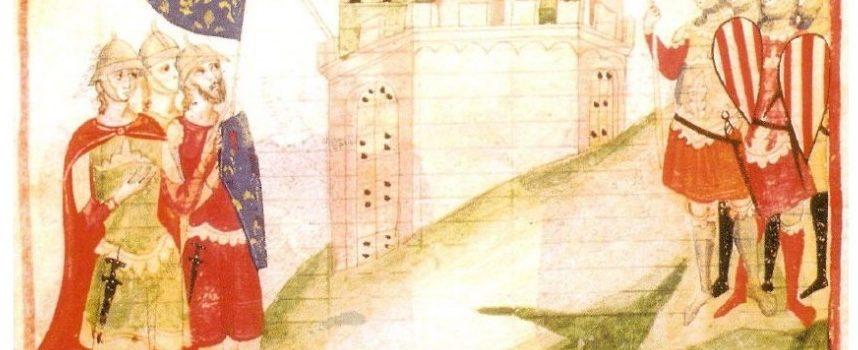 Accadde 1° Dicembre: 1299, Battaglia di La Falconara, La Falconara, nelle campagne di Trapani: gli Aragonesi strappano il Sud agli Angioini