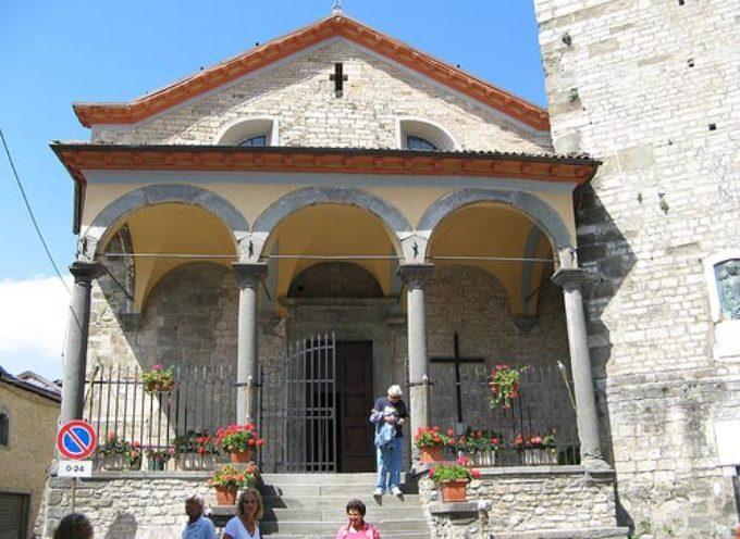 Il territorio della Garfagnana è costellato da chiese e pievi romaniche