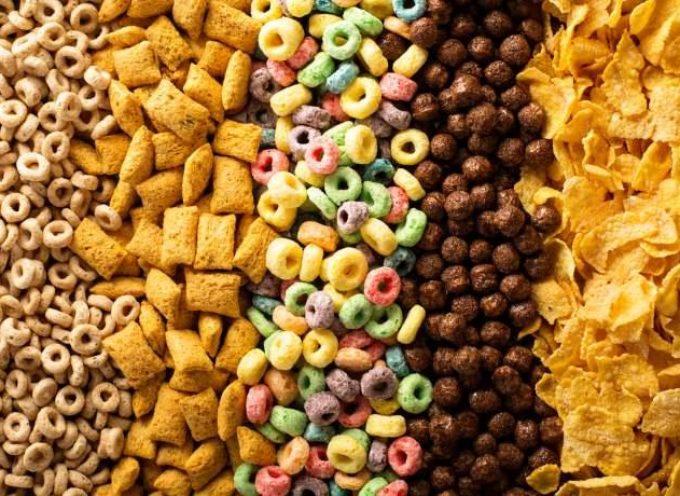 Cereali per la colazione: glifosato presente in tutti i campioni esaminati dall'EWG