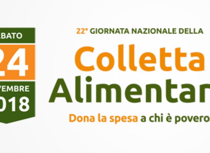 a Capannori si svolgerà la 22° Giornata nazionale della colletta alimentare
