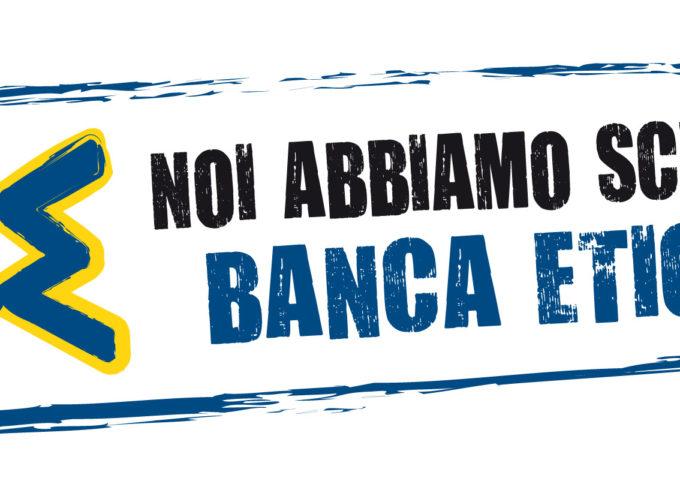 BANCA ETICA SBARCA A VIAREGGIO CON UN PUNTO D'INCONTRO AL TIENTIBENE