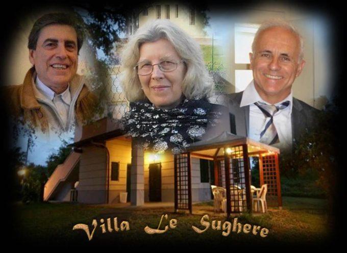 """""""Villa Le Sughere"""" – si parlerà di Alieni e della loro nutrizione."""