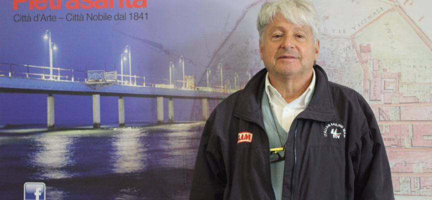 Pietrasanta- Sport: Duranti nuovo presidente Club Velico di Marina di Pietrasanta