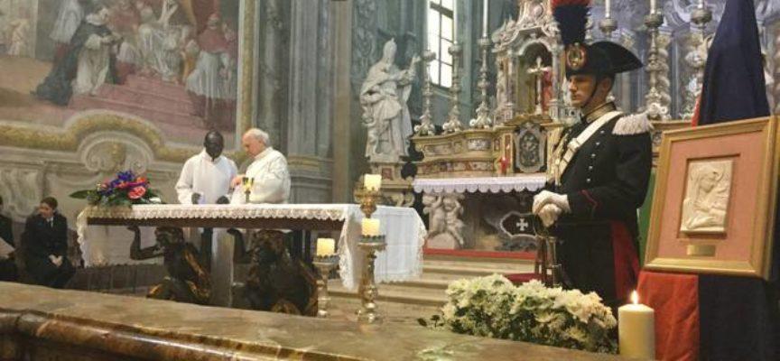 L'Arma celebra la Virgo Fidelis[video]