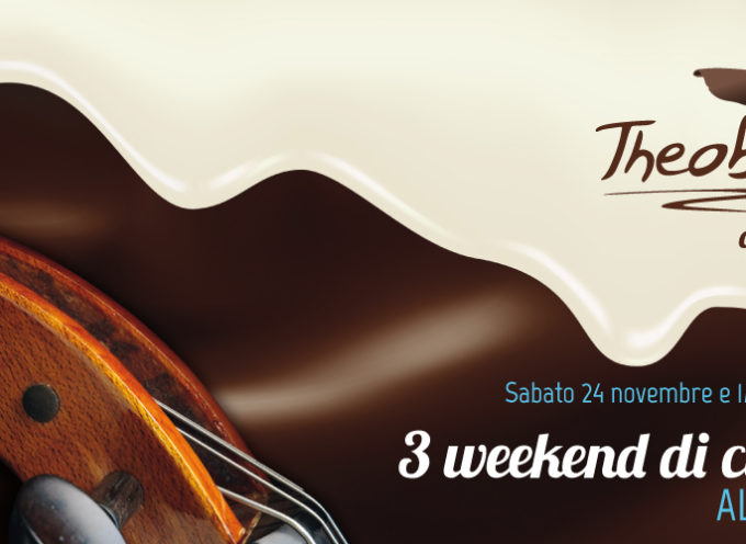 Theobroma Capolavori di dolcezza – Cioccolato al Jazz