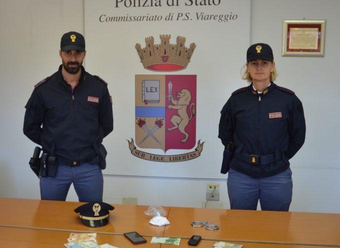 Viareggio: Arresto per spaccio nella Pineta di Ponente