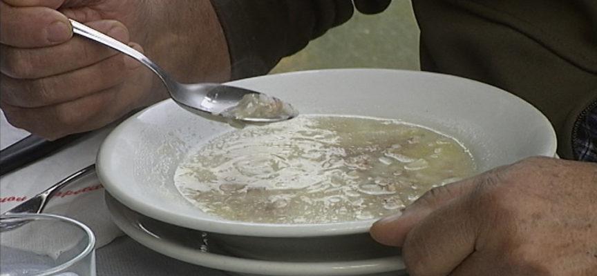 Il riso del maiale, una minestra… speciale