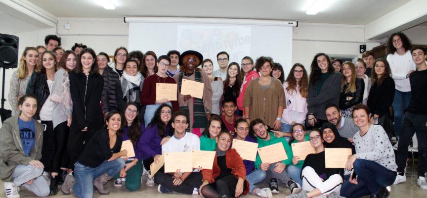 PROGETTO TUTOR: 130 GIOVANI VOLONTARI AFFIANCHERANNO STUDENTI IN DIFFICOLTÀ