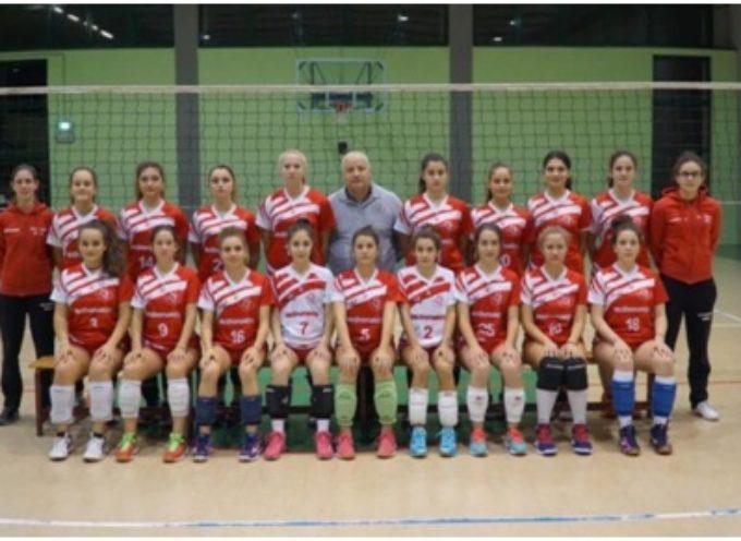 Vittoria al cardiopalmo del Volley Asd Polisportiva Capannori Lucca,