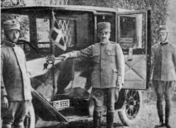 Accadde oggi, 4 Novembre. 1918, si divulga l'Armistizio di Villa Giusti: la capitolazione caotica dell'Austria, di cui l'Italia non seppe approfittare