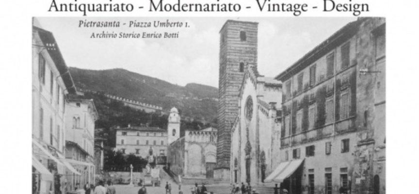 Pietrasanta weekend tra vintage, design e gioielli d'autore